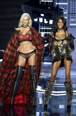CINDY BRUNA at 2017 Victoria's Secret Fashion Show in Shanghai 11/20/2017