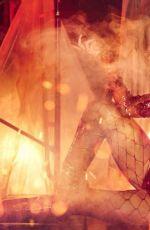 CJ LANA PERRY - WWE Divas 2017 Halloween Photoshoot