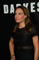 CLAIRE FORLANI at Darkest Hour Premiere in Los Angeles 11/08/2017