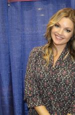 CLARE KRAMER at Comic-con 2017 in New York 11/12/2017