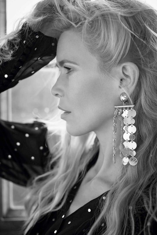 CLAUDIA SCHIFFER for The Edit Magazine, November 2017
