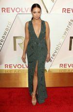 CLAUDIA SULEWSKI at #revolveawards in Hollywood 11/02/2017