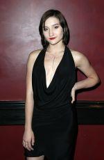 COCO JOELLE WILLIAMS at Rock Paper Dead Screening in Los Angeles 10/31/2017