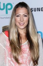 COLBIE CAILLAT at Goldie's Love in for Kids in Los Angeles 11/03/2017
