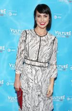 CONSTANCE ZIMMER at Unreal vs Superstore Vulture Festival Event in Los Angeles 11/18/2017