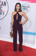CORINNE FOXX at American Music Awards 2017 at Microsoft Theater in Los Angeles 11/19/2017