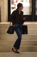 COURTENEY COX Out and About in Beverly Hills 11/14/2017