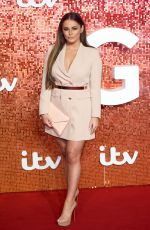 COURTNEY GREEN at ITV Gala Ball in London 11/09/2017
