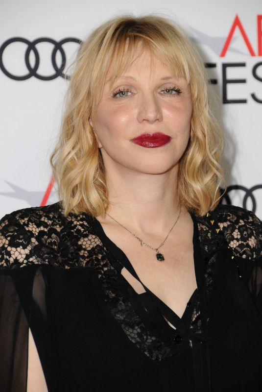 COURTNEY LOVE at The Disaster Artist Gala at AFI Fest 2017 in Los Angeles 11/11/2017
