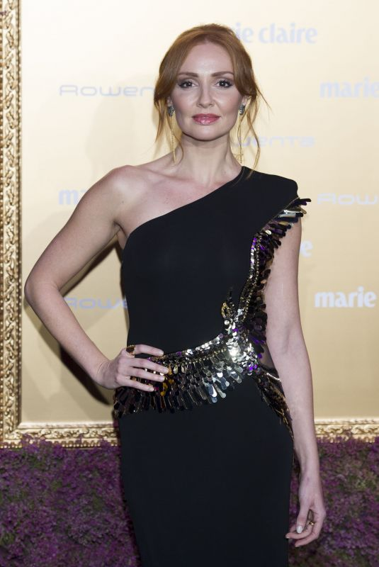 CRISTINA CASTANO at Marie Claire Prix De La Moda Awards in Madrid 11/07/2017
