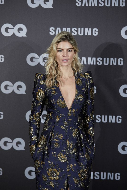 CRISTINA TOSIO at GQ Men of the Year Awards in Madrid 11/16/2017