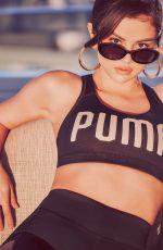 SELENA GOME for Puma, 2017 Campaign