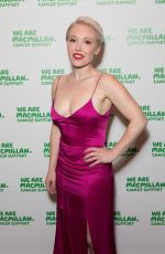 DAISY LEWIS at MacMillan Cancer Support Winter Gala in London 11/29/2017