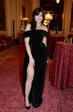DAISY LOWE at Leopard Awards in Aid of the Prince