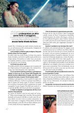 DAISY RIDLEY in Gioia! Magazine, November 2017