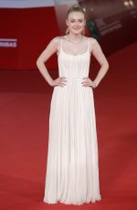DAKOTA FANNING at Please Stand By Premiere at 12th Rome Film Festival 10/31/2017