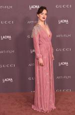 DAKOTA JOHNSON at 2017 LACMA Art + Film Gala in Los Angeles 11/04/2017