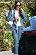 DAKOTA JOHNSON Leaves a Dance Studio in Hollywood 11/07/2017