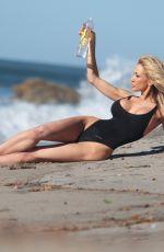 DALIA ELLIOTT in Swimsuit for 138 Water in Malibu 11/27/2017