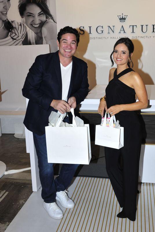 DANICA MCKELLAR at Hallmark Signature Store Opening at Santa Monica Place 11/05/2017