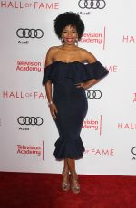 DANIELLE MONE TRUITT at Television Academy Hall of Fame Induction in Los Angeles 11/15/2017
