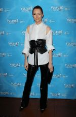 DARBY STANCHFIELD at Scandal Panel at Vulture Festival in Los Angeles 11/18/2017