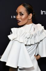 DAWN-LYEN GARDNER at HFPA & Instyle Celebrate 75th Anniversary of the Golden Globes in Los Angeles 11/15/2017