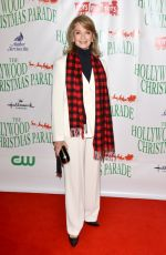 DEIDRE HALL at 86th Annual Hollywood Christmas Parade in Los Angeles 11/26/2017