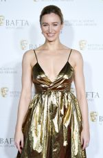 DEIRDRE MULLINS at British Academy Scotland Awards in Glasgow 11/05/2017