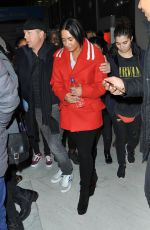 DEMI LOVATO at Charles De Gaulle Airport in Paris 11/15/2017