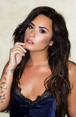 DEMI LOVATO by Angelo Kritikos, November 2017