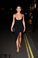 DEMI ROSE MAWBY at Nasty Girl Launch in London 11/01/2017