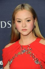 DEVON AOKI at 2017 Baby2baby Gala in Los Angeles 11/11/2017