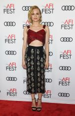 DIANE KRUGER at Afi Filmmakers Afi Fest in Los Angeles 11/08/2017