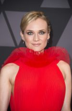 DIANE KRUGER at AMPAS 9th Annual Governors Awards in Hollywood 11/11/2017