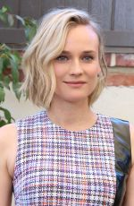 DIANE KRUGER at In the Fade Press Conference in Los Angeles 11/08/2017