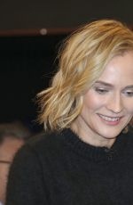 DIANE KRUGER at NDR Show in Hamburg 11/17/2017