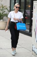 DIANE KRUGER Shopping at Cotton Citizen on Melrose Place in Los Angeles 11/01/2017