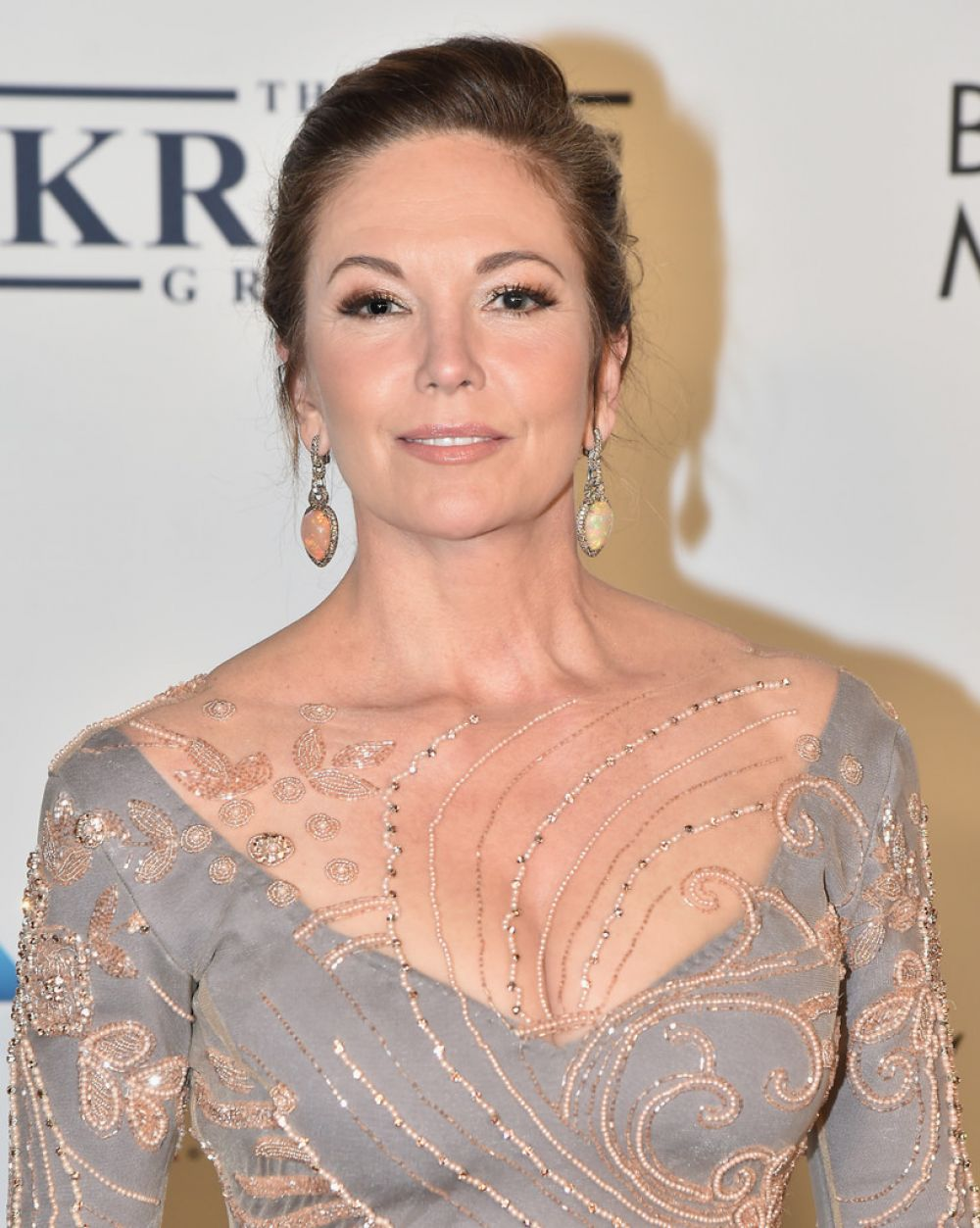 DIANE LANE at Elton John Aids Foundation 25 Year ...