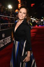DIANE LANE at Justice League Premiere in Los Angeles 11/13/2017
