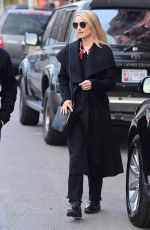 DIANNA AGRON Out and About in New York 11/114/2017