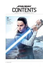 DIASY RIDLEY in Star Wars Insider Issue, December 2017