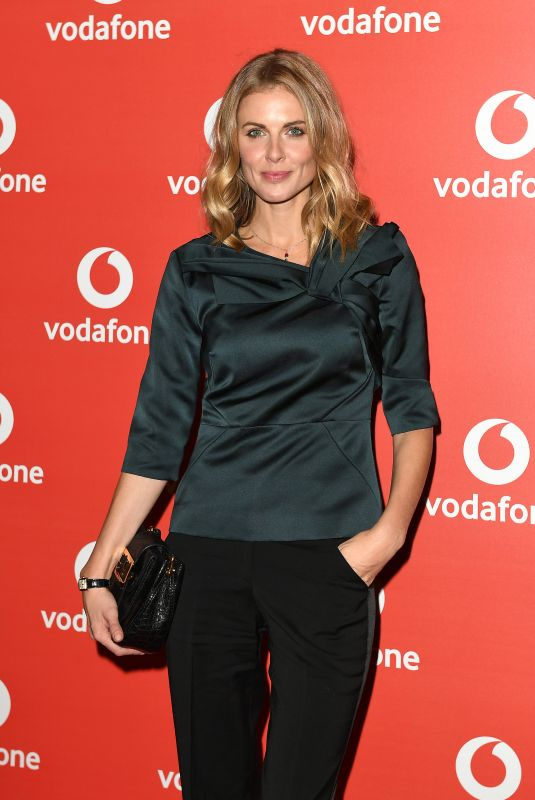 DONNA AIR at Vodafone Passes Launch in London 11/01/2017