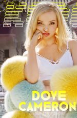 DOVE CAMERON for Kode Magazine, November 2017