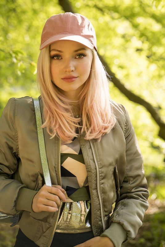 DOVE CAMERON - The Lodge, 2017 Promos