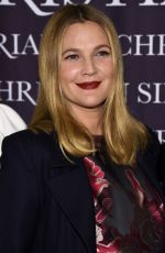 DREW BARRYMORE at Dresses to Dream About Book Launch in New York 11/08/2017