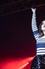 DUA LIPA Performs at Audio Club in Sao Paulo 11/09/2017