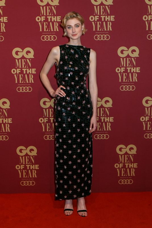 ELIZABETH DEBICKI at 2017 GQ Men of the Year Awards in Sydney 11/15/2017