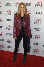 ELIZABETH GILPIN at Afi Filmmakers Afi Fest in Los Angeles 11/08/2017