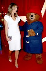 ELIZABETH HURLEY at Paddington 2 Premiere in London 11/05/2017